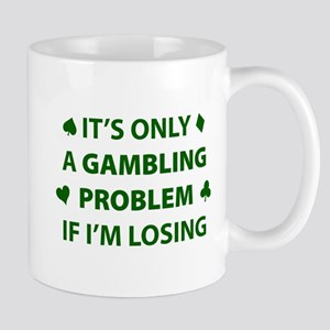Gambling Problem Mug