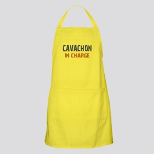 Cavachon IN CHARGE Apron
