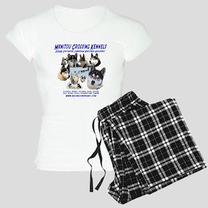 Iditarod Siberian Record Women's Light Pajamas