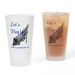 Let's Play! Drinking Glass