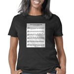 GMajorThreeOctaveScale Women's Classic T-Shirt