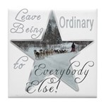 Leave Being Ordinary To Everybody Else Dogsledding