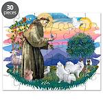St.Francis #2/ Am Eskimo (2) Puzzle