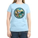 St Francis/Am Eskimo #3 Women's Light T-Shirt