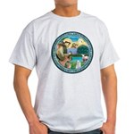 St Francis/Am Eskimo #3 Light T-Shirt