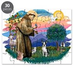 St Francis #2/ Boston T #1 Puzzle