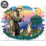St.Francis #2/ Boxer (crop.) Puzzle