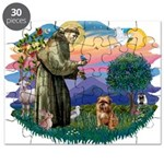 St Francis #2/ Brussels G Puzzle