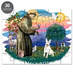 St Francis #2/ Bull T (#4) Puzzle