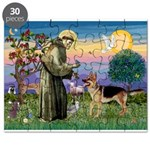 St Francis / G Shep Puzzle