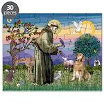 St Francis Golden Puzzle