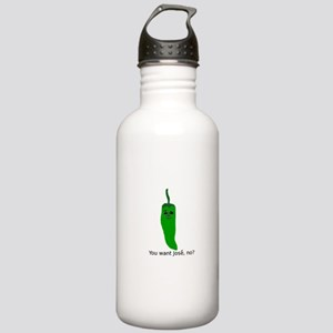 Jose Jalapeño Stainless Water Bottle 1.0L