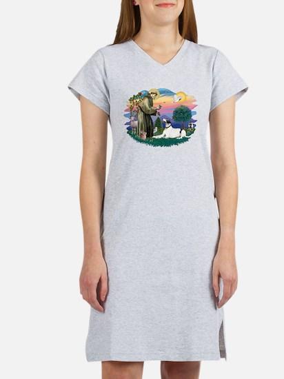 St.Francis #2/ Greyhound Women's Nightshirt