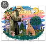 St.Francis #2/ Greyhound Puzzle