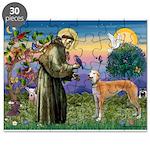 St Francis / Greyhound (f) Puzzle