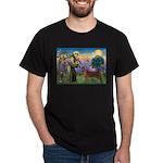 St. Fran./ Irish Setter Dark T-Shirt