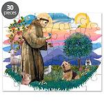 St Francis #2 / Norwich T. Puzzle
