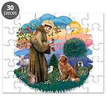 St.Francis #2/ Nova Scotia D Puzzle