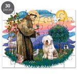 St.Francis #2/ Old English (# Puzzle
