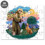 St Francis #2/ R Rback #2 Puzzle