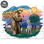 St Francis #2/ S Deer. #2 Puzzle