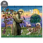 St Francis #2 / Red Husky Puzzle