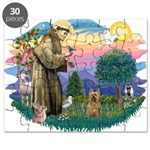 St Francis #2/ Silky (B) Puzzle