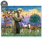 St Francis / Whippet Puzzle