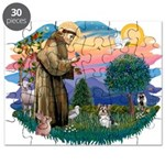 St.Francis #2 / Yorkie (Brewe Puzzle