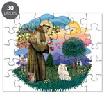 St. Fran (ff) - White Persian Puzzle