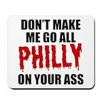 Philadelphia Baseball Mousepad