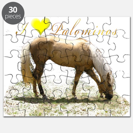 Cool Palomino Puzzle