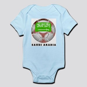 Saudi Arabia soccer Infant Creeper