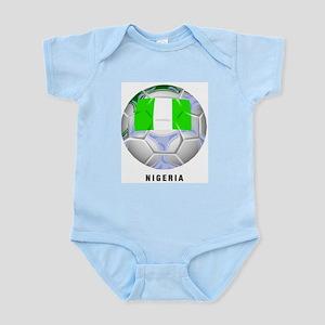 Nigeria soccer Infant Creeper