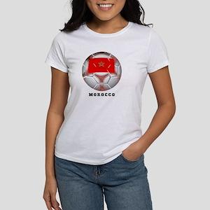 Morocco soccer Women's T-Shirt
