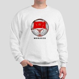 Morocco soccer Sweatshirt
