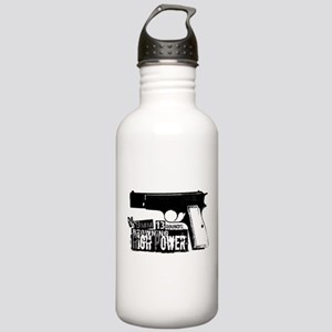 Browning Hi-Power Stainless Water Bottle 1.0L
