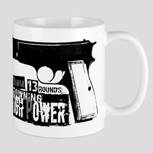 Browning Hi-Power Mug
