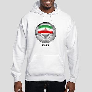 Iran soccer Hooded Sweatshirt