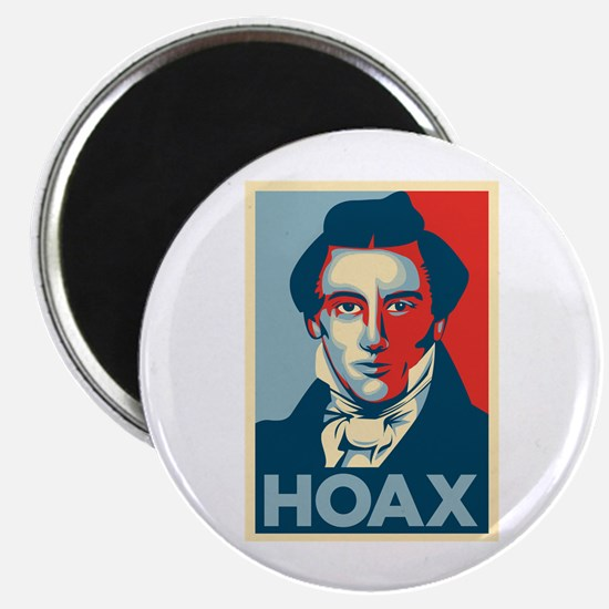 "Joseph Smith: HOAX 2.25"" Magnet (10 pack)"