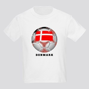 Denmark soccer Kids T-Shirt