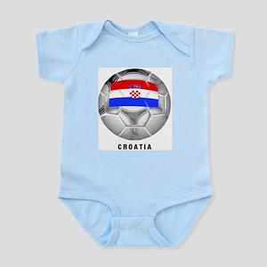 Croatia soccer Infant Creeper