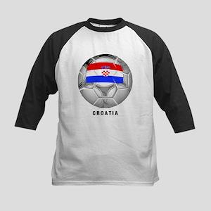 Croatia soccer Kids Baseball Jersey