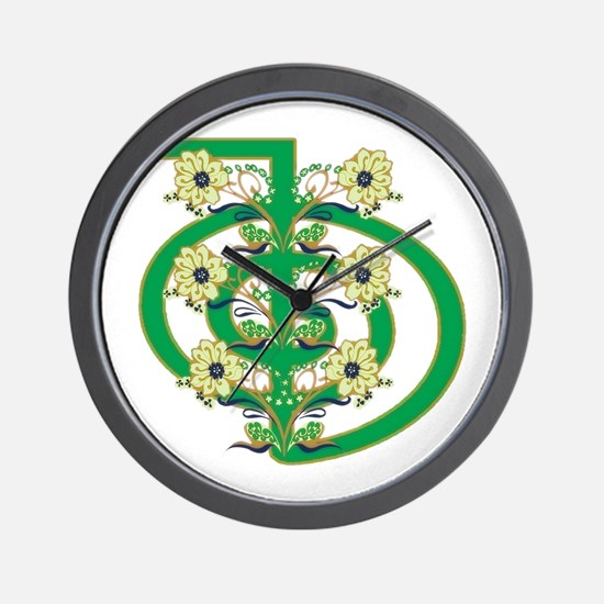 Cho Ku Rei Power Wall Clock