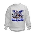 Bubbalicious Kids Sweatshirt
