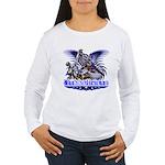 Bubbalicious Women's Long Sleeve T-Shirt