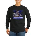 Bubbalicious Long Sleeve Dark T-Shirt