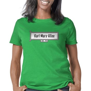 05-karlmarxallee_tr Women's Classic T-Shirt