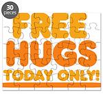 Free Hugs Puzzle