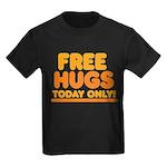 Free Hugs Kids Dark T-Shirt